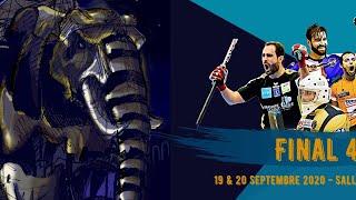Final4  Rink hochey Narh VS Noisy Le Grand 2020