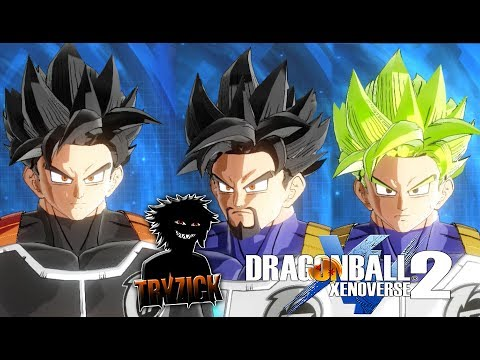 Fighterz Cac Reshade Wip Dragon Ball Xenoverse 2 Mods Youtube