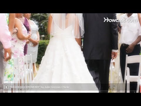 How To Walk Down The Aisle Perfect Wedding Youtube