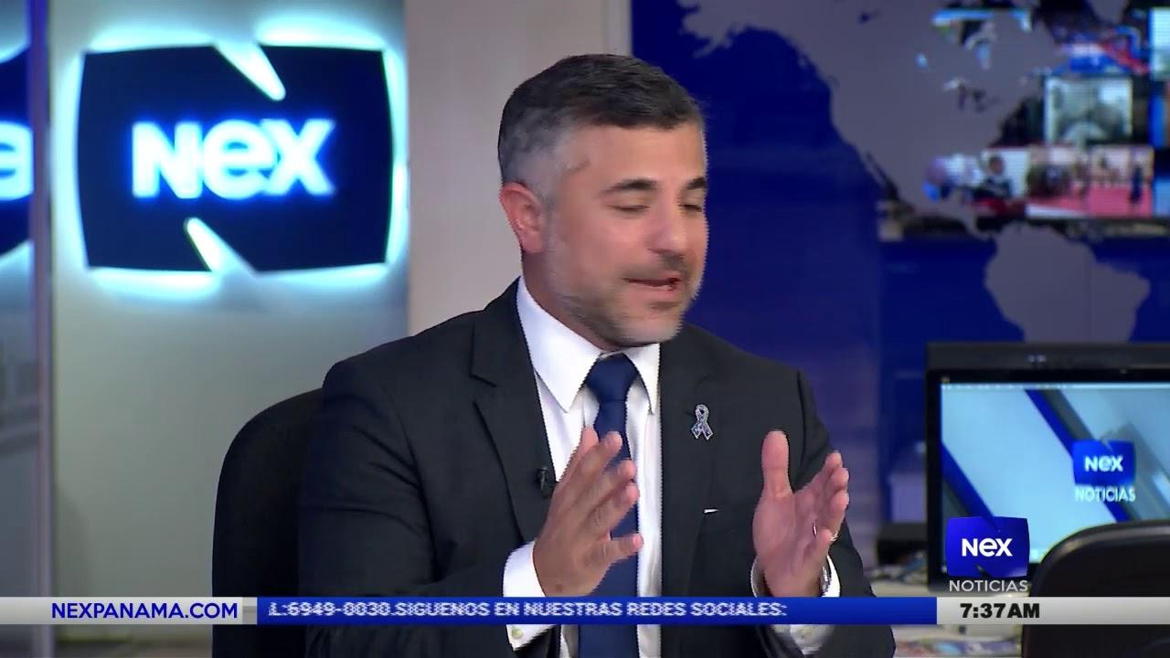 Download Entrevista a Rafael Sabonge, Nex Noticias