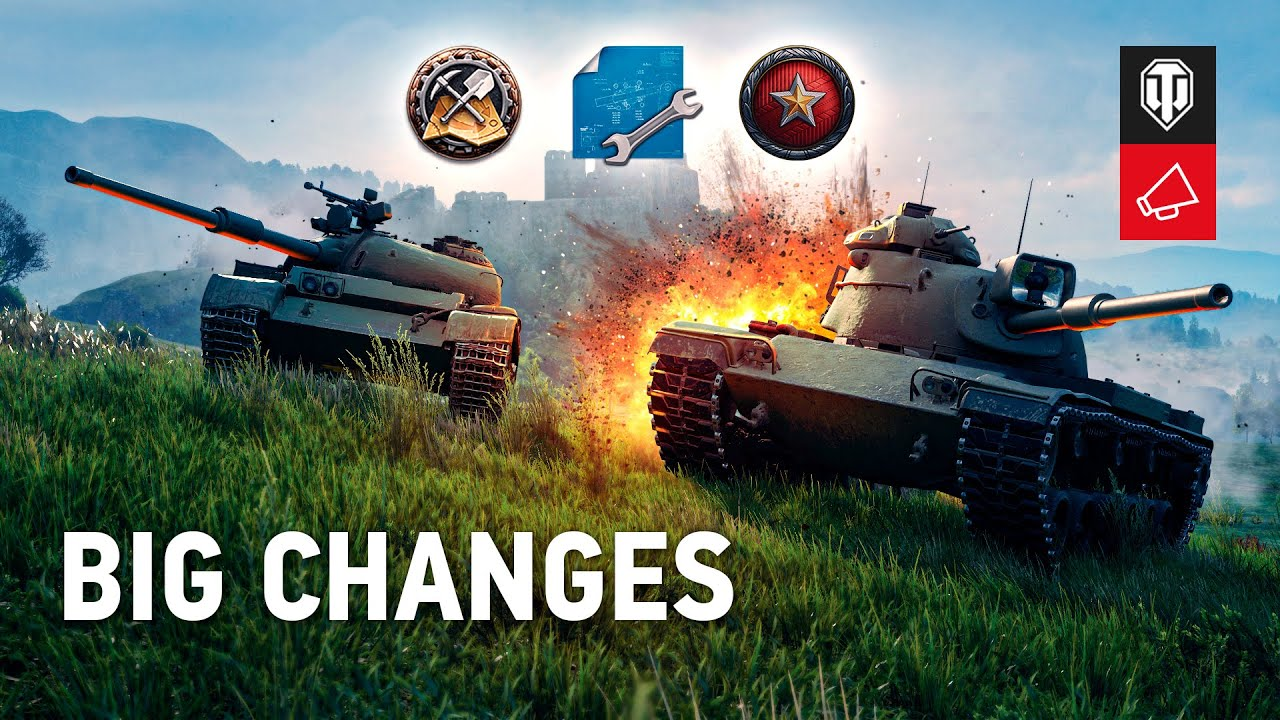 Update 1.13: New Game Mode and Balance Changes