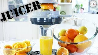 Eco Juicer | How to Quickly Make Gallons of Juice |  By Hand