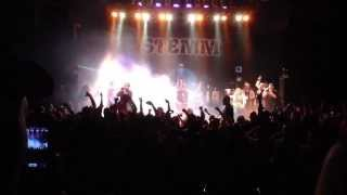 Stemm - Monster - Finale of the Farewell Show at Town Ballroom Buffalo, NY 12-01-2012