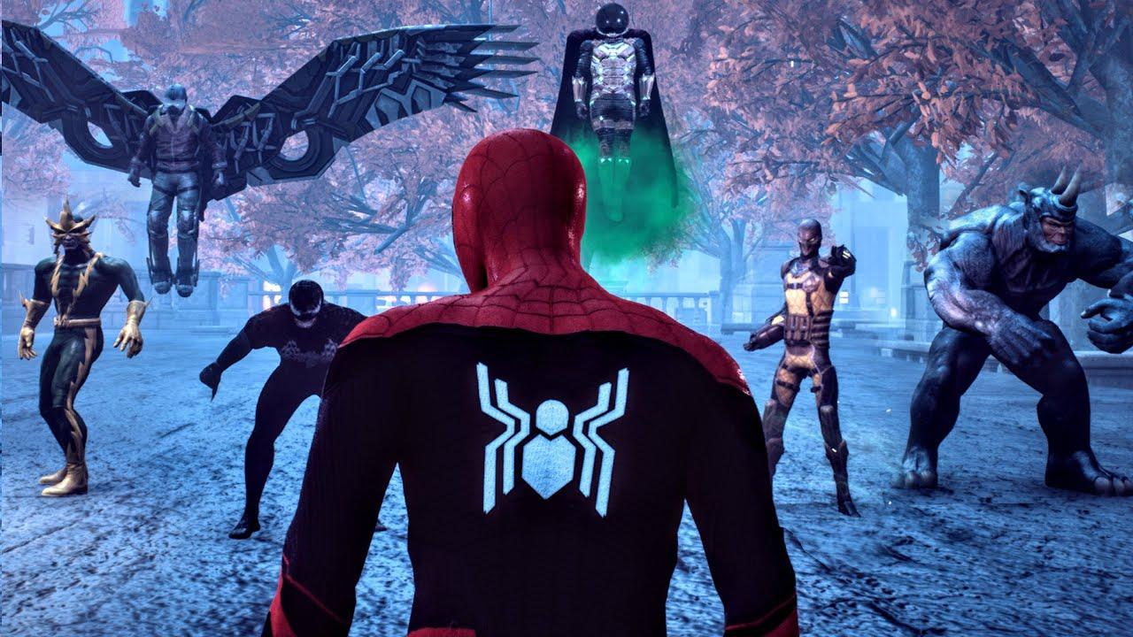 SPIDER-MAN VS. SINISTER SIX | Part 1 – [ Marvel 3D Fan Animation ]