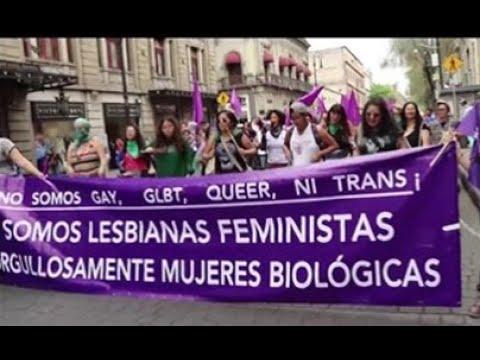 7a Marcha Lésbica Feminista México 2019