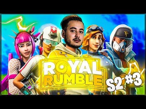 ON SE CLASH GENTIMENT AVEC LUNARY ► ROYAL RUMBLE (Saison 2 - Ep.3) thumbnail