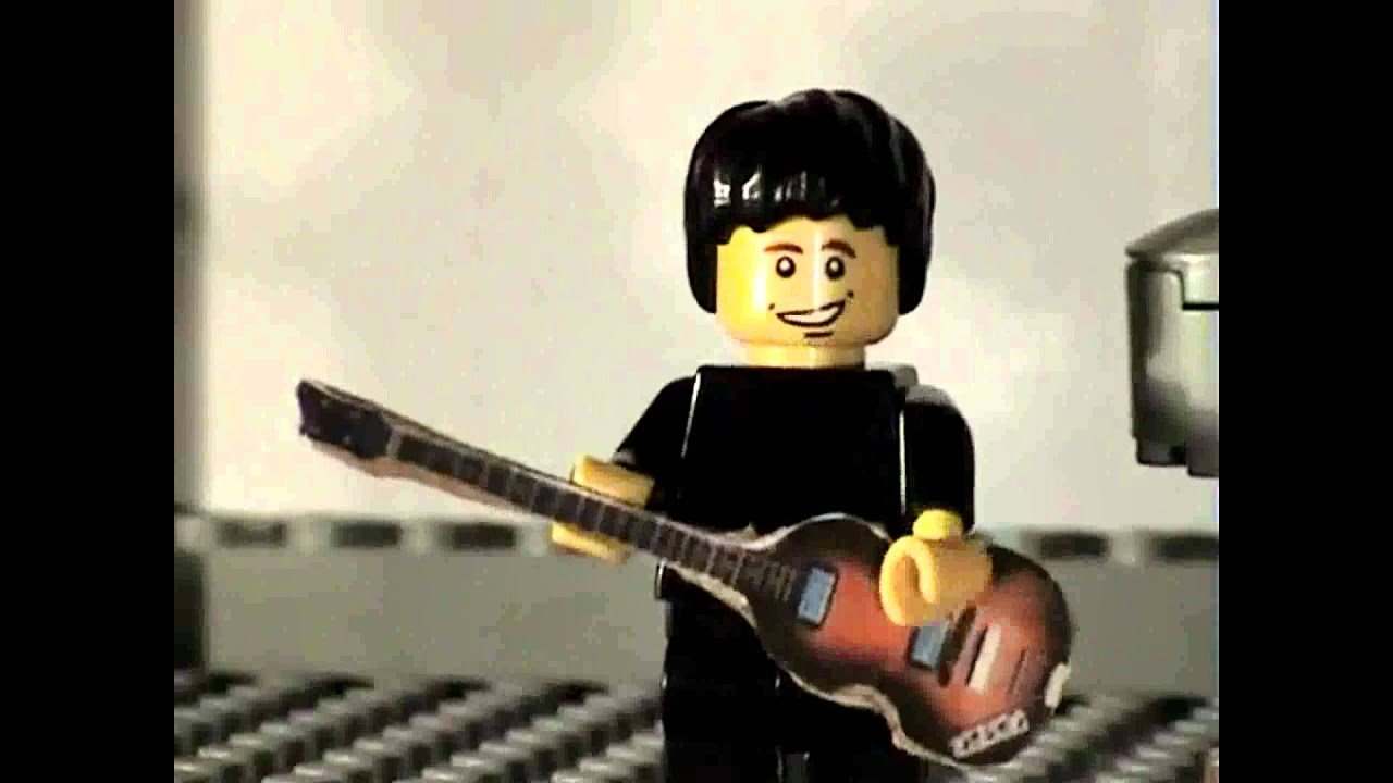 Happy Birthday (Lego)
