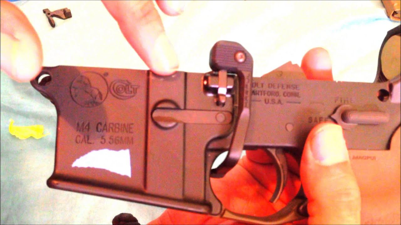 How To Fix AR-15 Bolt Catch Lock Failure for PMAG's