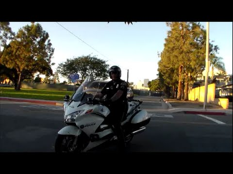 First Amendment Test Huntington Beach Police Department