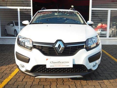Renault Sandero Stepway 1.6 8v (Flex) - 2015