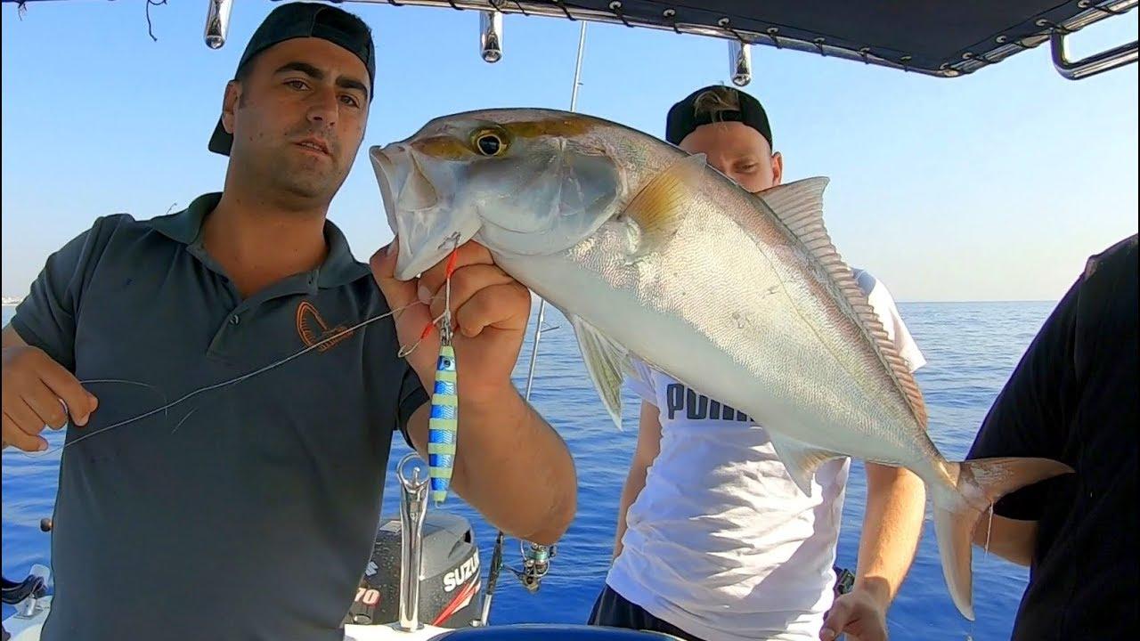 Hafif Takımla Kalama Yakan Muhteşem Bir Balık Yakaladık !!