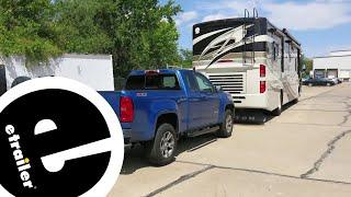 Roadmaster Tail Light Wiring Kit Installation - 2018 Chevrolet Colorado