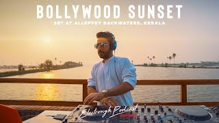 DJ NYK - Bollywood Sunset Set at Alleppey Backwaters (Kerala) | Electronyk Podcast Specials