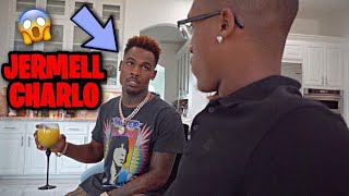 Jermell Charlo INVITED me to his house and this HAPPENED 👀