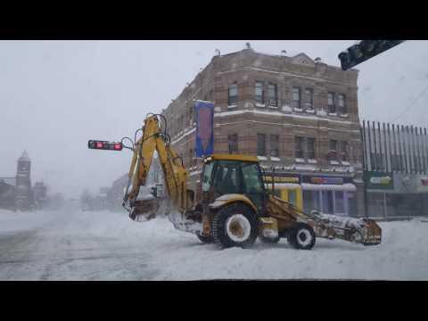 PEI Winter Snow Storm 2017. 1. 8. HD
