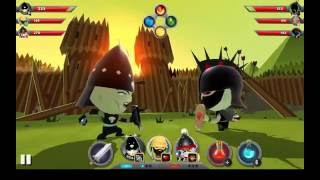 World Of Warriors Shokka DOPE EDITION