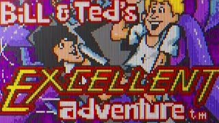 Bill & Ted's Excellent Adventure (Lynx) Playthrough - NintendoComplete