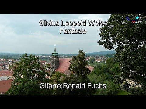 Silvius Leopold Weiss: Fantasie