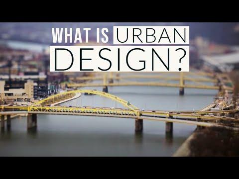 What is Urban Design? David Lewis Explains