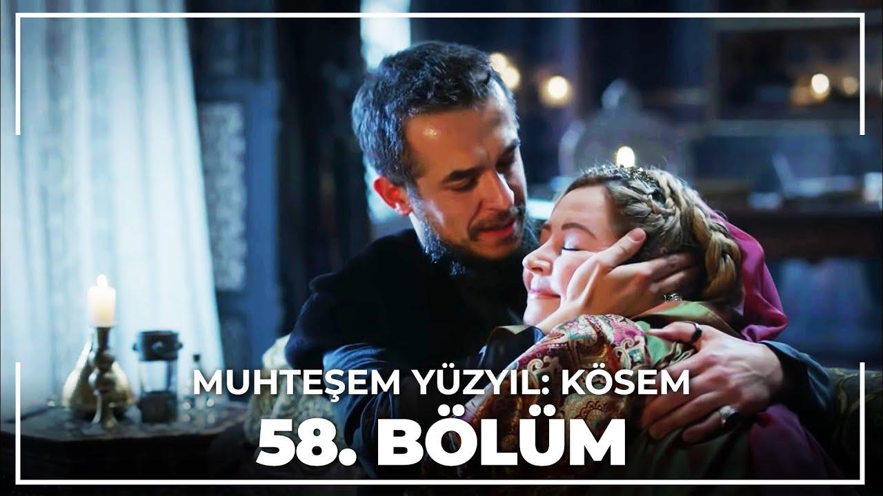 Muhteşem Yüzyıl: Kösem 58. Bölüm (HD)