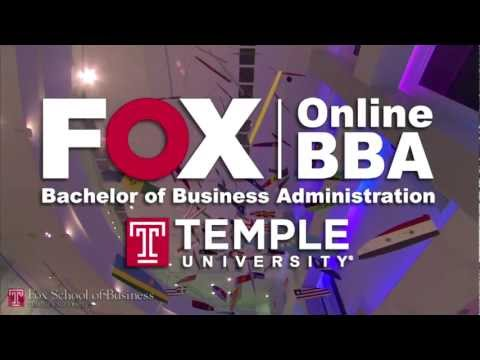 Online Bachelor's of Business Administration