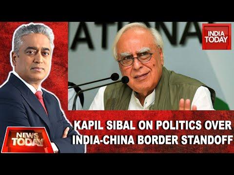 Border Politics: Kapil Sibal On BJP & Congress Clash Over India-China Issue | News Today