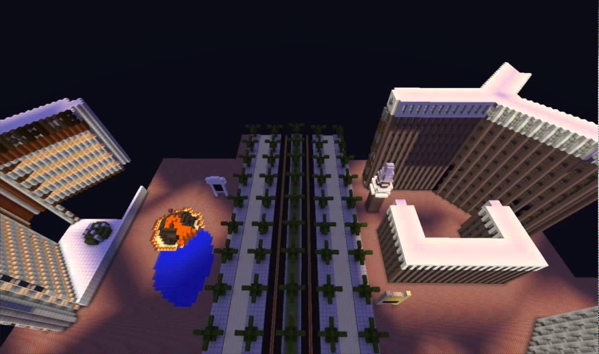 Minecraft Las Vegas Presentation Youtube