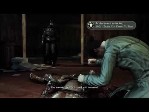 Batman: Arkham Asylum | 25 | playthrough | [66] |