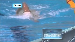 Sun Yang 1500 freestyle Barcelona