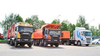 Scania в Краю Белых Ночей