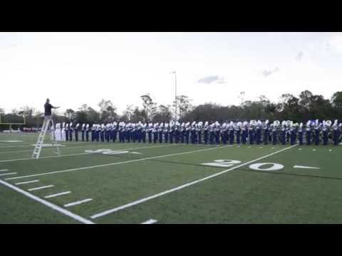 Windermere Marching Wolverines | Opening Fight Song 9|21|18