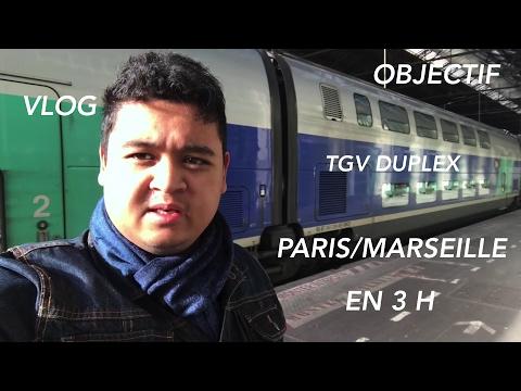 JiJi Be - Vlog de Paris à Marseille en 3h