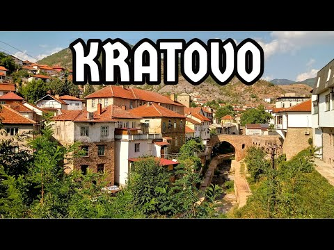 Exploring Kratovo   The Coolest Town In North Macedonia
