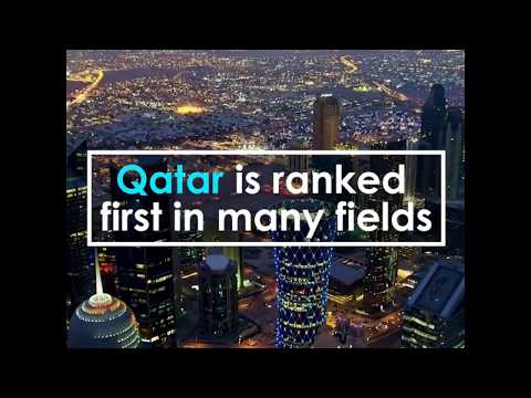 Qatar is ranked first in many fields