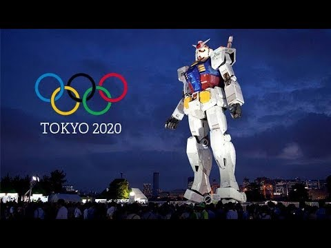 olympics 2020 Tokyo Trailer