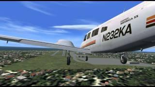 Free Flight Europe - Carenado Seneca II