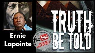 Lakota Chief Sitting Bull#39s Great Grandson Ernie La Pointe Uncovers the Truth