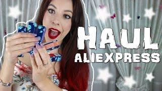 SUPER HAUL ALIEXPRESS RANDOM TRY-ON | ROPA, BIKINIS, MAQUILLAJE...