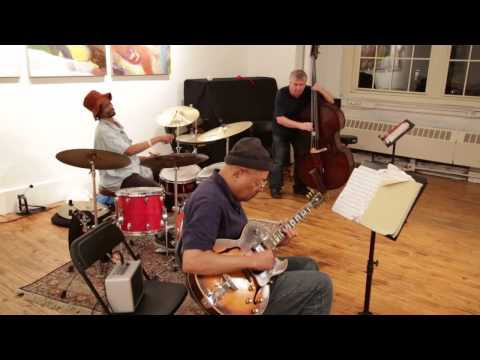 Bern Nix Trio - Not A Police State / Arts for Art - January 20 2017