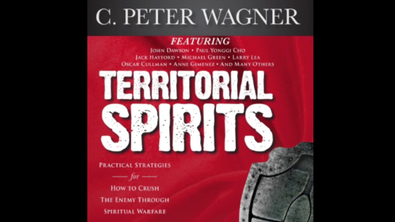 audio book preview territorial spirits c peter wagner audio book preview territorial spirits c peter wagner