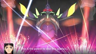 Super Robot Wars V (ENG) - Evangelion Unit-13 Event (Secret Scenario)