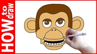 How to draw Chester, Five nights at Candy