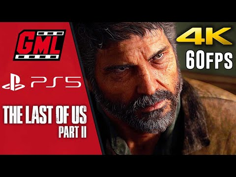THE LAST OF US 2 fr - PS5 4K 60fps