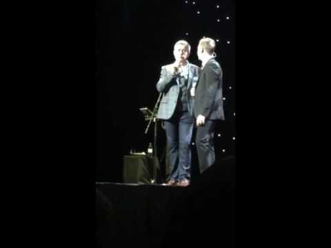 Dominic & Barry Kirwan - Talking to the wrong man