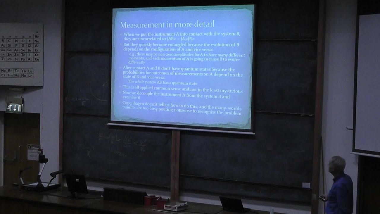 Professor James Binney | University of Oxford