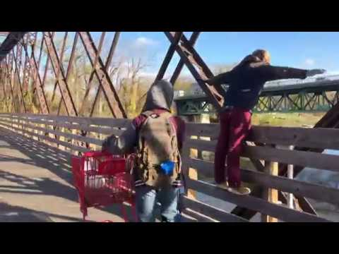 UMASS Safari (Group 4) Greenway State Park Cleanup (Section 2) 12/8/17
