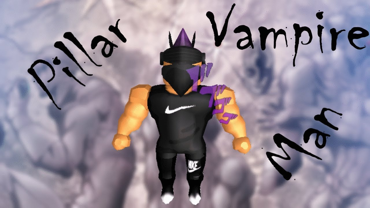 Pillar Man and Vampire Showcase - Roblox Project Jojo