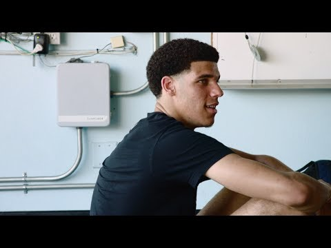Thumbnail: Lonzo Ball Workout