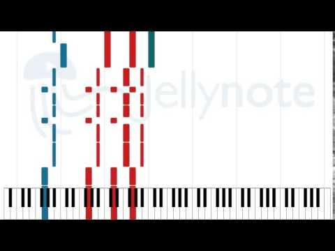 The Denial Twist The White Stripes Sheet Music Youtube