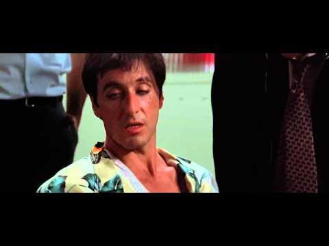 """I'm Tony Montana, a political prisoner from cuba"""